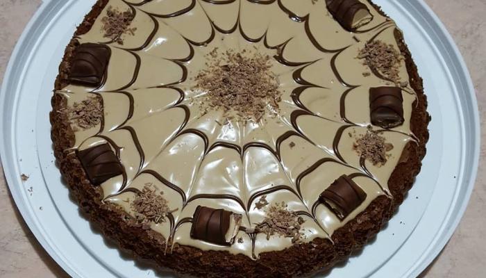 Crostata Morbida al Pistacchio - Bimby